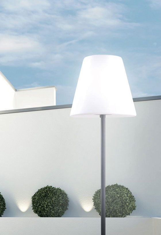 Lampada da terra Standy w150 per esterno